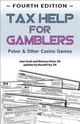 Tax Help For Gamblers - Scott, Jean; Chien, Marissa - ISBN: 9781944877316
