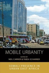 Mobile Urbanity - Carrier, Neil (EDT)/ Scharrer, Tabea (EDT) - ISBN: 9781789202960