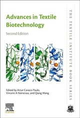 The Textile Institute Book Series, Advances in Textile Biotechnology - ISBN: 9780081026328