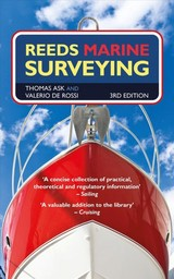 Reeds Marine Surveying - Rossi, Valerio De; Ask, Dr Thomas - ISBN: 9781472960122