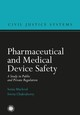 Pharmaceutical And Medical Device Safety - Macleod, Sonia; Chakraborty, Sweta - ISBN: 9781509916696
