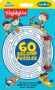 60-second Puzzles - Highlights (COR) - ISBN: 9781684376841