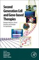 Second Generation Cell and Gene-Based Therapies - ISBN: 9780128120347