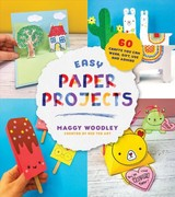 Easy Paper Projects - Woodley, Maggy - ISBN: 9781624148507