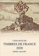 Spink Maury Catalogue De Timbres De France 2020 - Maury, Spink - ISBN: 9781912667147