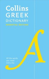 Collins Greek Essential Dictionary - Collins Dictionaries - ISBN: 9780008214913