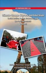 Climate Change Literacy And Education - Peterman, Keith E. (EDT)/ Foy, Gregory P. (EDT)/ Cordes, Matthew R. (EDT)/ ACS Division of Chemical Education (CON) - ISBN: 9780841232327