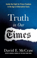 Truth In Our Times - Mccraw, David - ISBN: 9781250184429