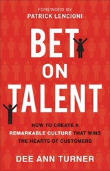 Bet On Talent - Turner, Dee Ann - ISBN: 9780801094361