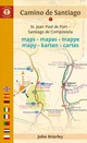 Camino De Santiago Maps - Brierley, John (john Brierley) - ISBN: 9781912216130