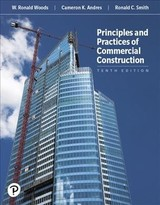 Principles And Practices Of Commercial Construction - Andres, Cameron K.; Smith, Ronald C.; Woods, W. Ronald - ISBN: 9780134704661