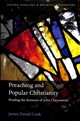 Preaching And Popular Christianity - Cook, James Daniel (independent Scholar) - ISBN: 9780198835998