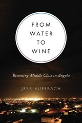 From Water To Wine - Auerbach, Jess - ISBN: 9781487506414