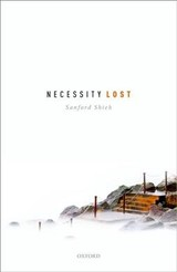 Necessity Lost - Shieh, Sanford - ISBN: 9780199228645