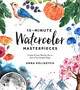 15-minute Watercolor Masterpieces - Koliadych, Anna - ISBN: 9781624148804