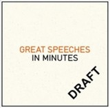 Great Speeches In Minutes - Field, Jacob F. - ISBN: 9781787477230