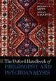 Oxford Handbook Of Philosophy And Psychoanalysis - Gipps, Richard G. T. (EDT)/ Lacewing, Michael (EDT) - ISBN: 9780198789703