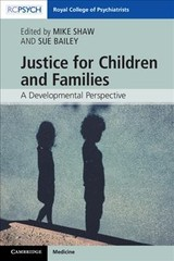 Justice For Children And Families - Shaw, Mike (EDT)/ Bailey, Sue (EDT) - ISBN: 9781108457699