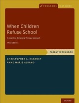 When Children Refuse School - Kearney, Christopher A. (distinguished Professor, Chair Of Psychology, & Director Of Unlv Child School Refusal And Anxiety Disorders Clinic, University Of Nevada, Las Vegas); Albano, Anne Marie (associate Professor Of Clinical Psychology In Psychiatry And Director, Columbia University Clinic For Anxiety And Related Disorders, Columbia University Medical Center) - ISBN: 9780190604080