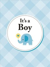It's A Boy - Publishers, Summersdale - ISBN: 9781786857897