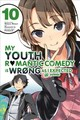 My Youth Romantic Comedy Is Wrong, As I Expected @ Comic, Vol. 10 (manga) - Watari, Wataru - ISBN: 9781975384104