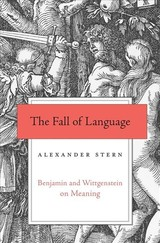 Fall Of Language - Stern, Alexander - ISBN: 9780674980914