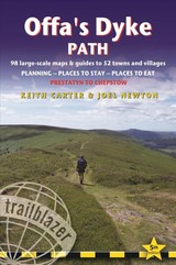 Offa's Dyke Path - Carter, Keith/ Newton, Joel - ISBN: 9781912716036