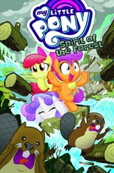 My Little Pony Spirit Of The Forest - Anderson, Ted - ISBN: 9781684056095