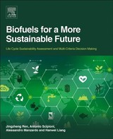 Biofuels for a More Sustainable Future - ISBN: 9780128155813