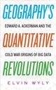 Geography's Quantitative Revolutions - Wyly, Elvin - ISBN: 9781949199086