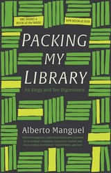 Packing My Library - Manguel, Alberto - ISBN: 9780300244526
