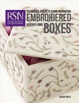 Rsn: Embroidered Boxes - Lewis, Heather - ISBN: 9781782216520