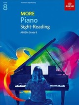 More Piano Sight-reading, Grade 8 - ISBN: 9781786012890