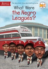What Were The Negro Leagues? - Johnson, Varian; Who Hq - ISBN: 9781524789985