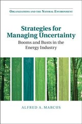 Strategies For Managing Uncertainty - Marcus, Alfred A. (university Of Minnesota) - ISBN: 9781316641682