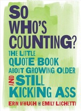 So Who's Counting? - Mchugh, Erin; Luchetti, Emily - ISBN: 9781449496227