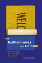 From Righteousness To Far Right - Mc Cluskey, Emma - ISBN: 9780773556898