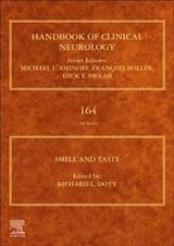 Handbook of Clinical Neurology, Smell and Taste - ISBN: 9780444638557