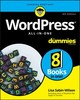 Wordpress All-in-one For Dummies - Sabin-wilson, Lisa - ISBN: 9781119553151