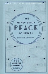 Mind-body Peace Journal - Johnson, Sandra E - ISBN: 9781454930303