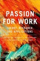 Passion For Work - Vallerand, Robert J. (EDT)/ Houlfort, Nathalie (EDT) - ISBN: 9780190648626