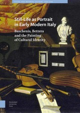 Still-Life as Portrait in Early Modern Italy - Ornat  Lev-er - ISBN: 9789048541133