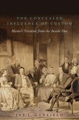 Concealed Influence Of Custom - Garfield, Jay L. (director, Director, Smith College Logic And Buddhist Studies Programs) - ISBN: 9780190933401