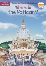Where Is The Vatican? - Stine, Megan; Who Hq - ISBN: 9781524792596