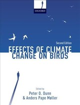 Effects Of Climate Change On Birds - ISBN: 9780198824268