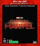 Captain Marvel 3D - ISBN: 8717418533359