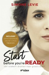 Start before you're ready - Simone Levie - ISBN: 9789046824801