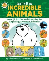 Mind-boggling Animal Puzzles - Whiting, Vicki (EDT)/ Schinkel, Jeff (ILT) - ISBN: 9781641240444