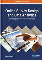 Online Survey Design And Data Analytics: Emerging Research And Opportunities - Hai-jew, Shalin (EDT) - ISBN: 9781522585633