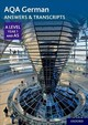 Aqa A Level German: Key Stage 5: Aqa A Level Year 1 And As German Answers & Transcripts - ISBN: 9780198446002